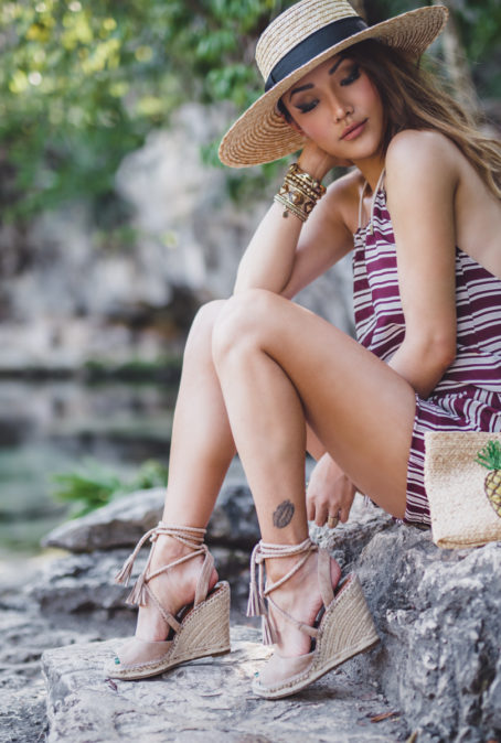 Platform Espadrilles For Effortless Summer Style