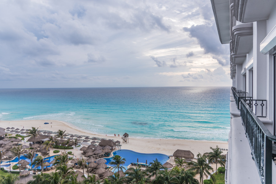 JW Marriott and Casamagna cancun