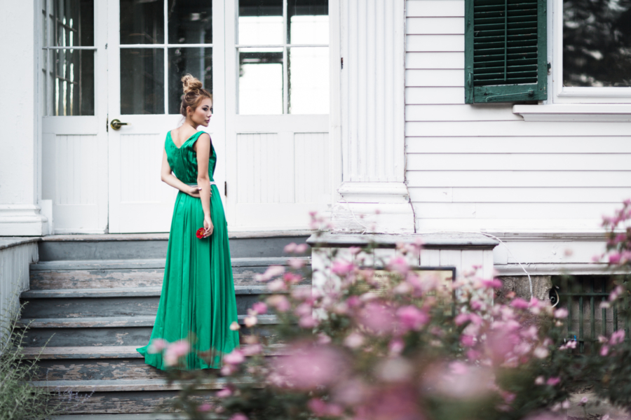 Halston Heritage, Halston After Dark, Evening Gown, Evening Dress, NOTJESSFASHION, NYC, Top Fashion Blogger, Lifestyle Blogger, Travel Blogger