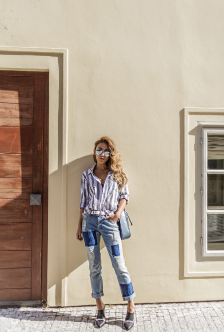 Off-Duty Style Outfits Cool Girls Swear By