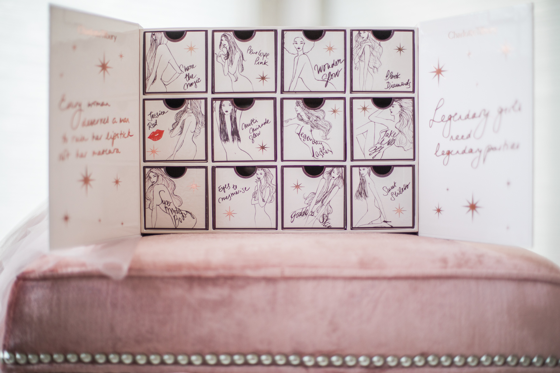 Charlotte Tilbury, Holiday Gift Set, NOTJESSFASHION, NYC, Top Fashion Blogger, Lifestyle Blogger, Travel Blogger