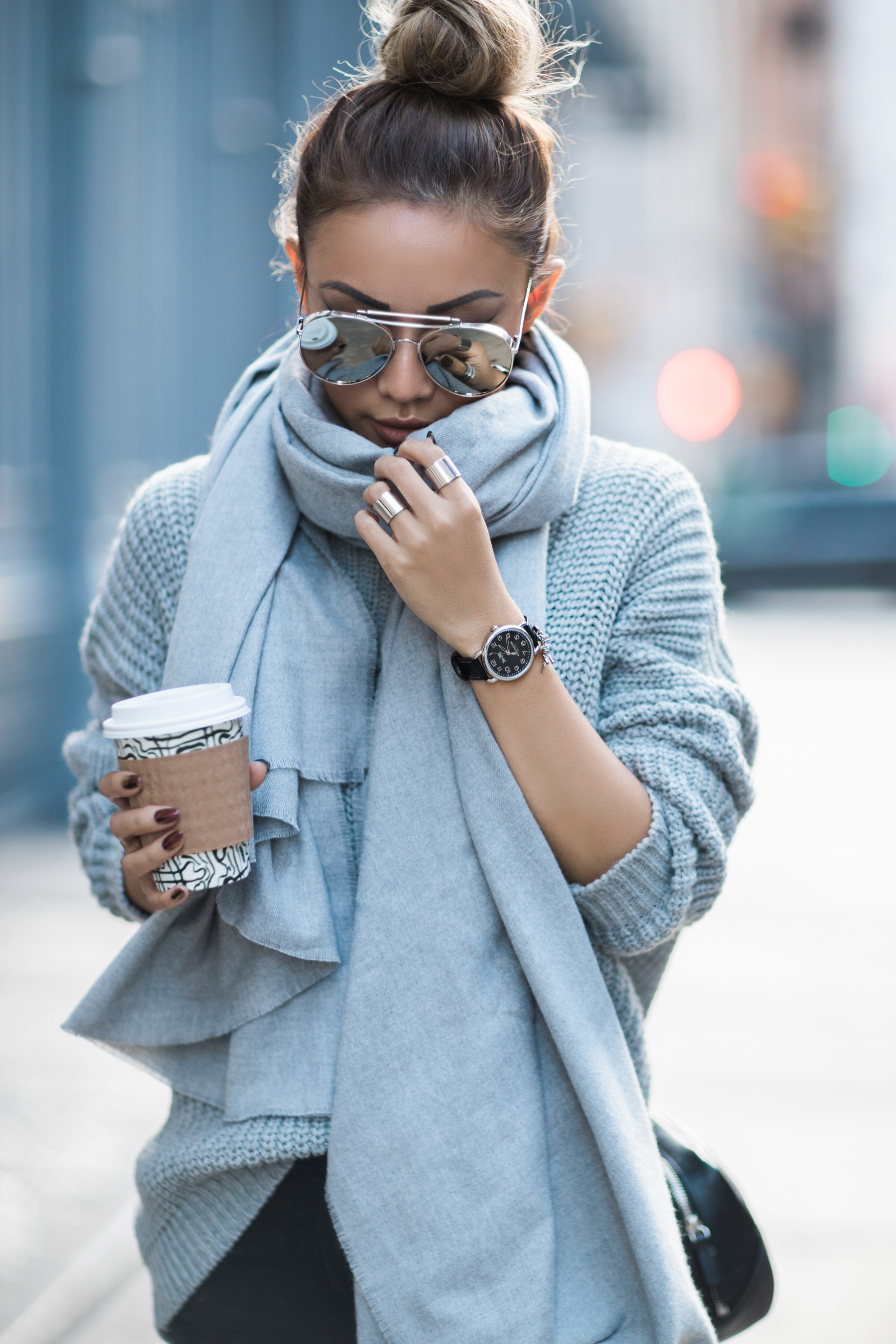 Coach, Delancey, leather strap, watch, NOTJESSFASHION, NYC, Top Fashion Blogger, Lifestyle Blogger, Travel Blogger
