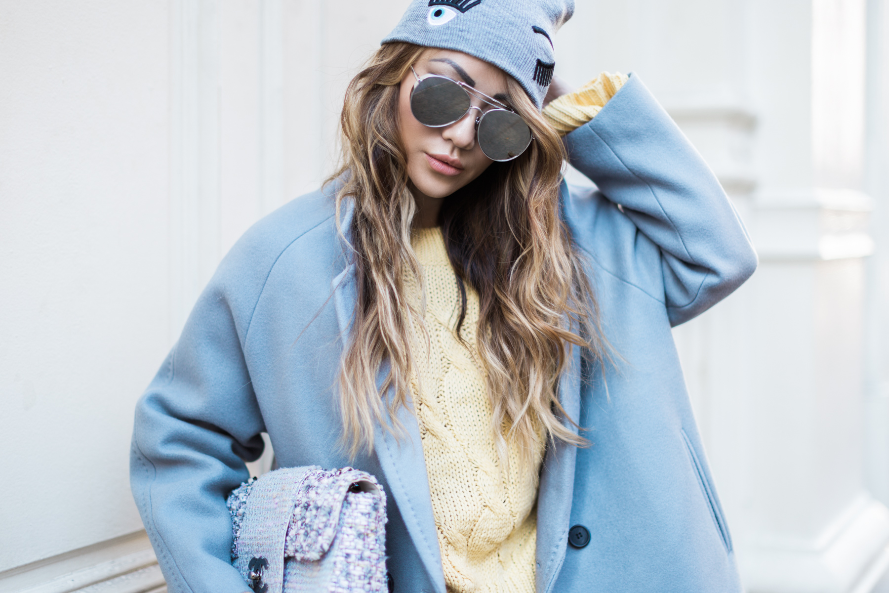 Chicwish Oversized Coat - Ultimate Oversized Winter Coat cozy NYC // notjessfashion.com