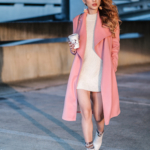 How To Style A Pink Coat To Perfection