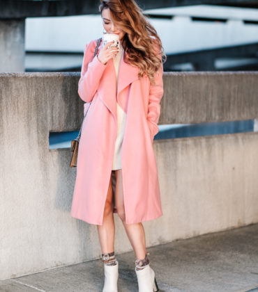 CHIC COLORFUL COATS TO CHEER UP YOUR WINTER LOOKS
