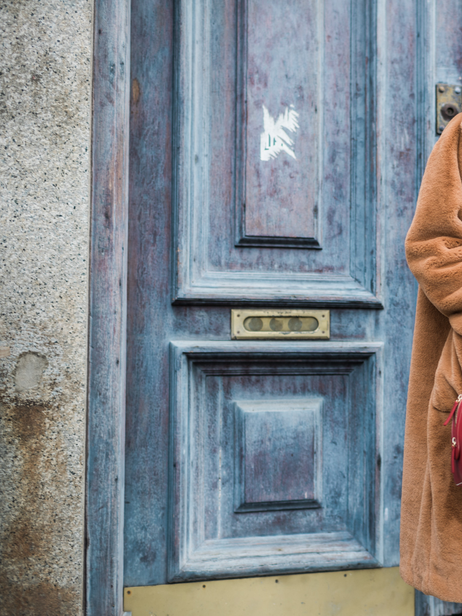 The Teddy Bear Coat Is Literally All You Need This Winter