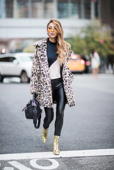 LEOPARD PRINT IS TAKING OVER FALL AND HERE'S HOW TO STYLE IT