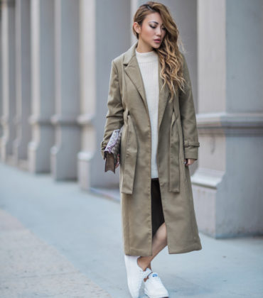 3 NEW TRENCH COAT STYLES TO TRY THIS SEASON