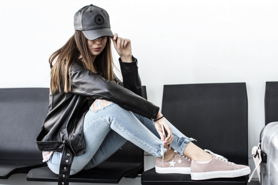Sneakers 7 Essentials for Comfy Travel Style // NotJessFashion.com