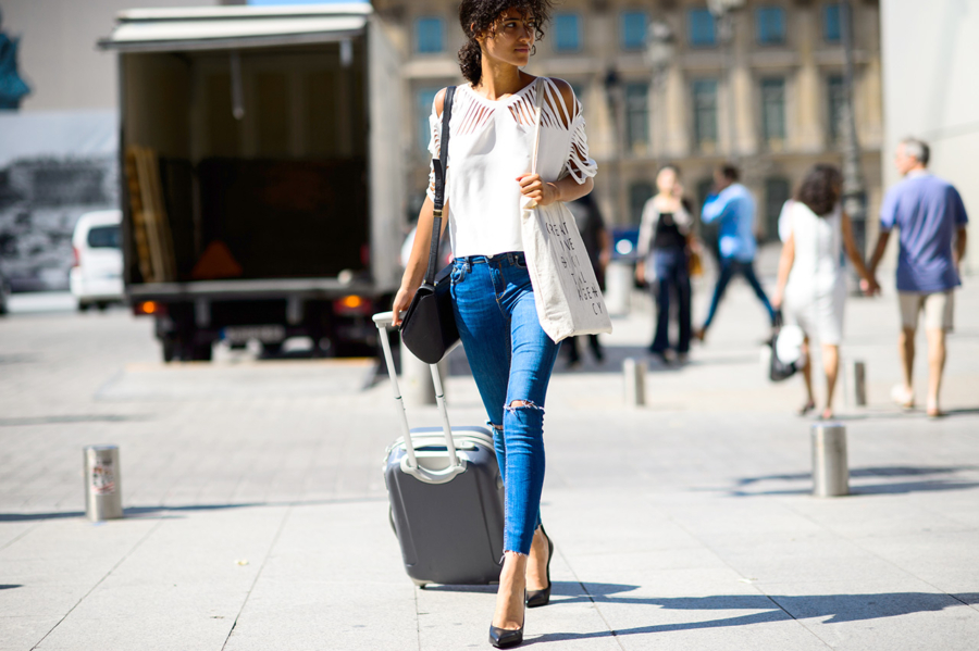 Carry On Suitcases - 7 Essentials for Comfy Travel Style // NotJessFashion.com