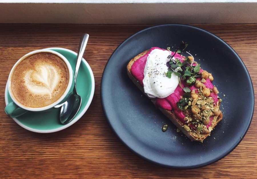 Citizens of Chelsea - The Most Instagram-Worthy Cafes in NYC // NotJessFashion.com