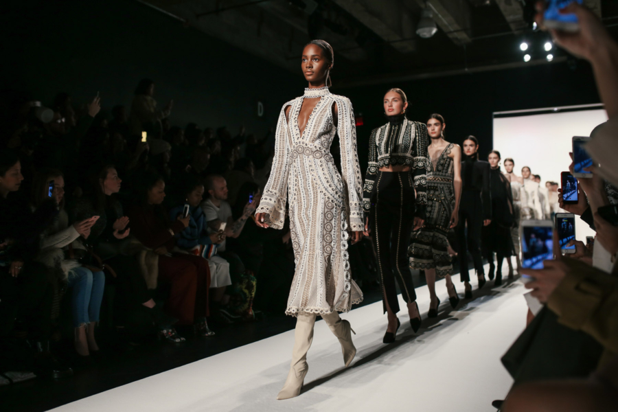 Jonathan Simkhai NYFW HighLights 2017 Winter // NotJessFashion.com
