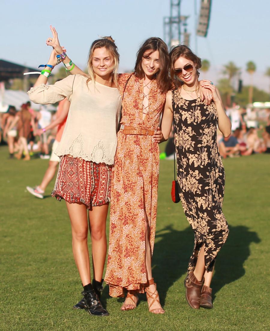 Maxi Dresses Ultimate Coachella Style Guide // NotJessFashion.com