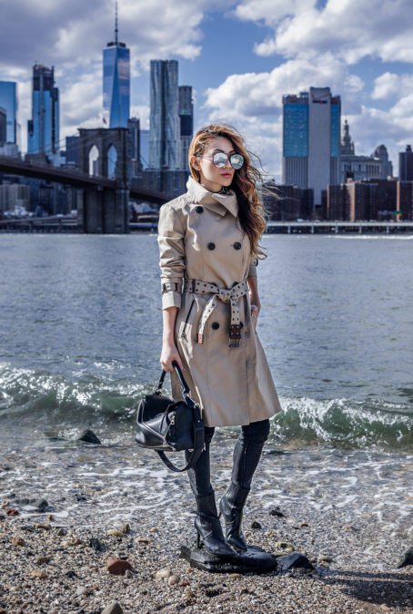 4 FASHIONABLE ACCESSORIES FOR A RAINY SUMMER DAY