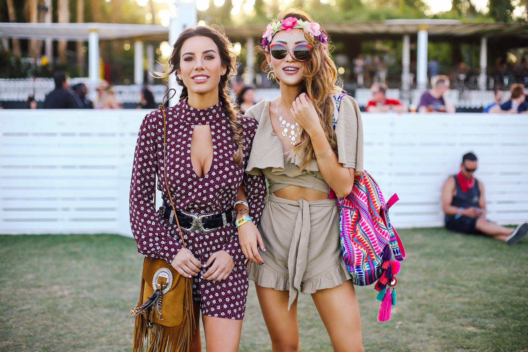 Rompers - Ultimate Coachella Style Guide // NotJessFashion.com