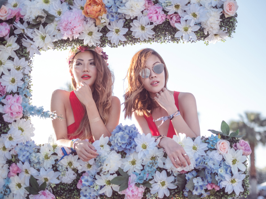 Top 5 Coachella Beauty and Hair Trends To Try // NotJessFashion.com