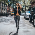 9 Leather Jacket Styles You'll Be Seeing All Spring