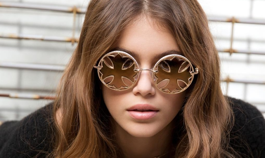 Circle Framed Sunglasses - 7 Sunglasses Trends Under 100 // Notjessfashion.com