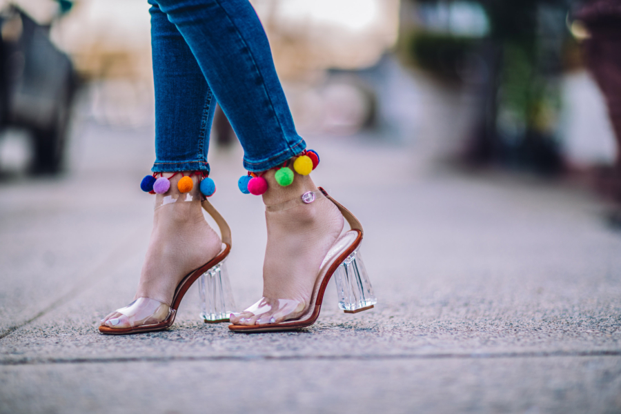 Lucid Heels Shoes For Spring - These Are The 7 Must Have Styles Of Shoe For Spring // Notjessfashion.com
