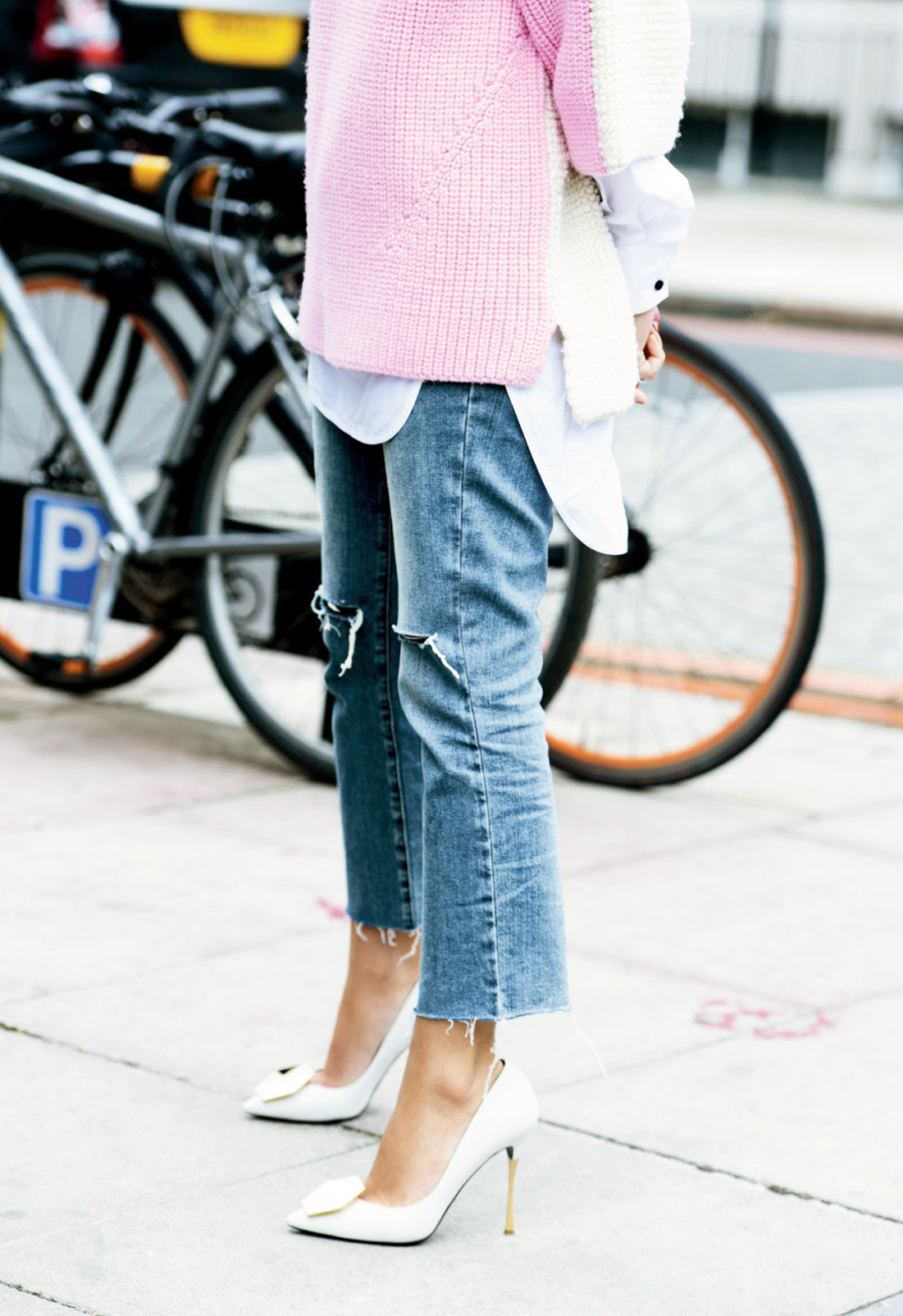 Cropped Straight-leg - 8 Denim Styles That Will Be Trending For Spring // Notjessfashion.com