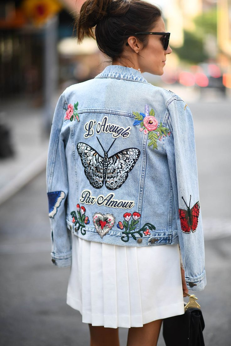 7 Pieces That Look Adorable With Flower Embroidery | NotJessFashion