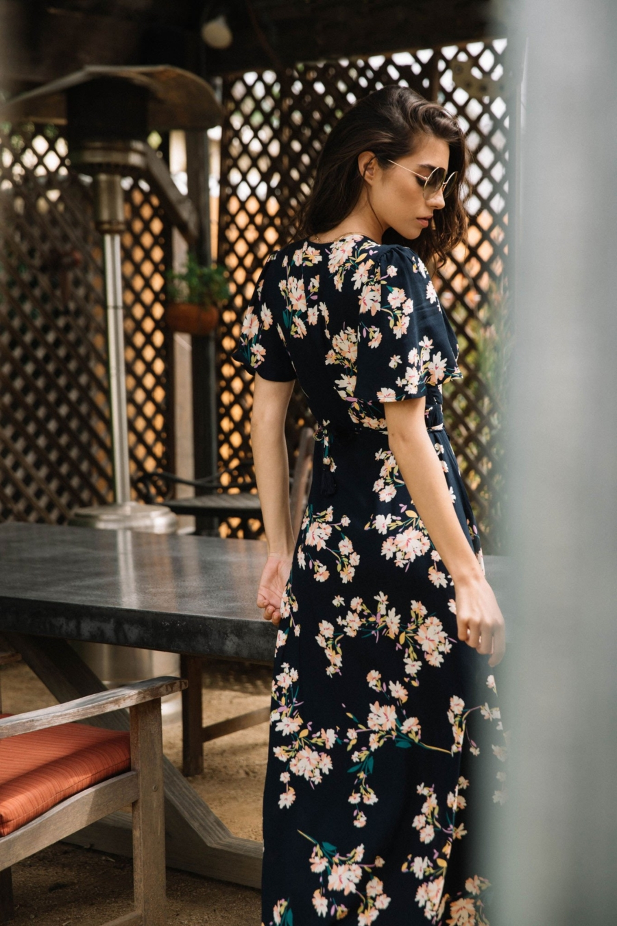 Floral Maxi Dress - 7 Types of Easter Sunday Dresses Under $100 // Notjessfashion.com