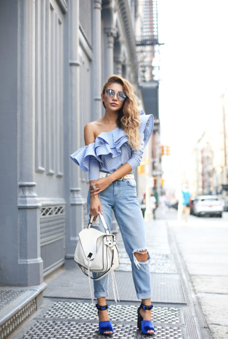 8 Denim Styles That Will Be Trending For Spring