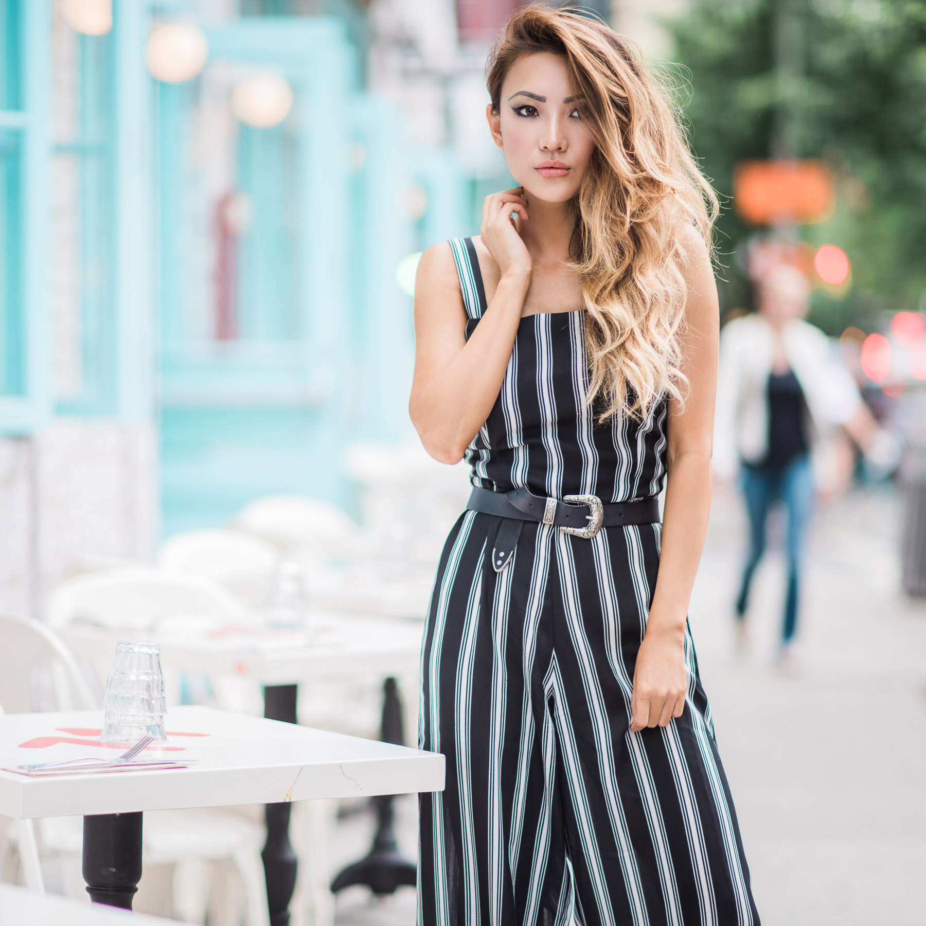 Jumpsuit - The 7 Key Pieces To Nail A Great Happy Hour Outfit // NotJessFashion.com