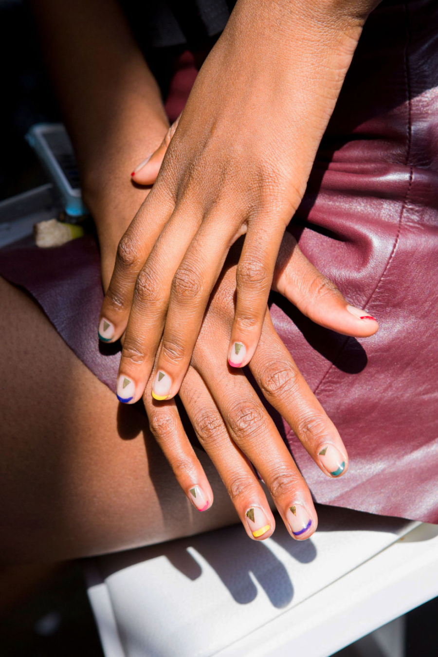 Multi-Colored Mani Nails - 5 Fashion Forward Nail Trends For Spring You Need To See // Notjessfashion.com