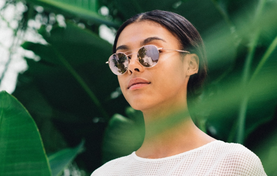 Muted Mirror Sunglasses - 7 Sunglasses Trends Under 100 // Notjessfashion.com