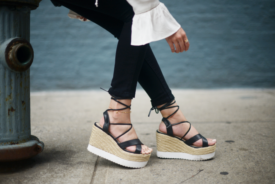 Platform Shoes For Spring - These Are The 7 Must Have Styles Of Shoe For Spring // Notjessfashion.com