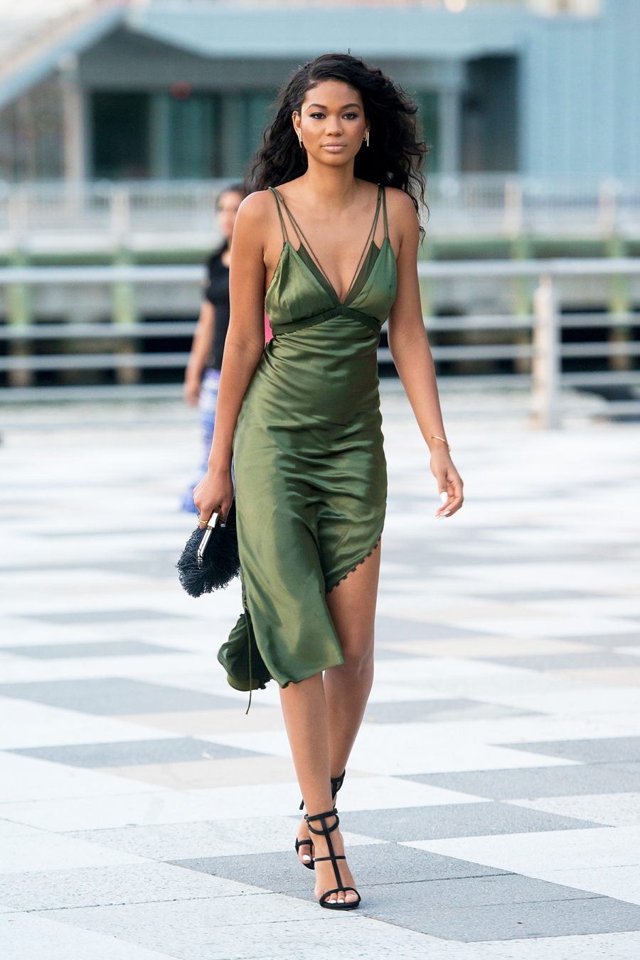 Satin Dress - Best Dressed Spring Wedding Guest // Notjessfashion.com
