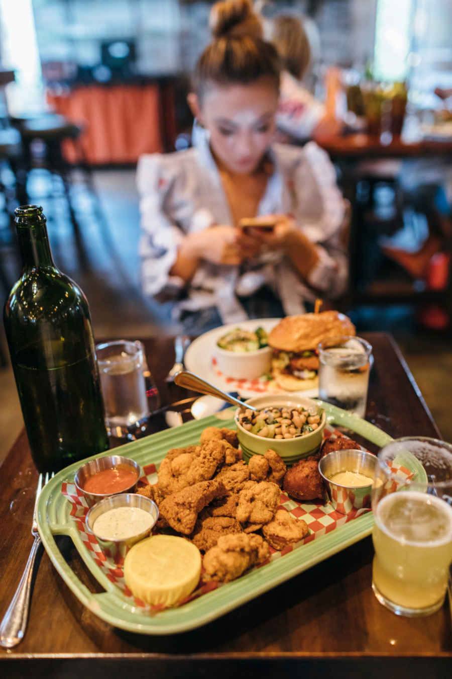 Southern Fried Food - Travel Guide: 36 hours in Charleston, SC // NotJessFashion.com