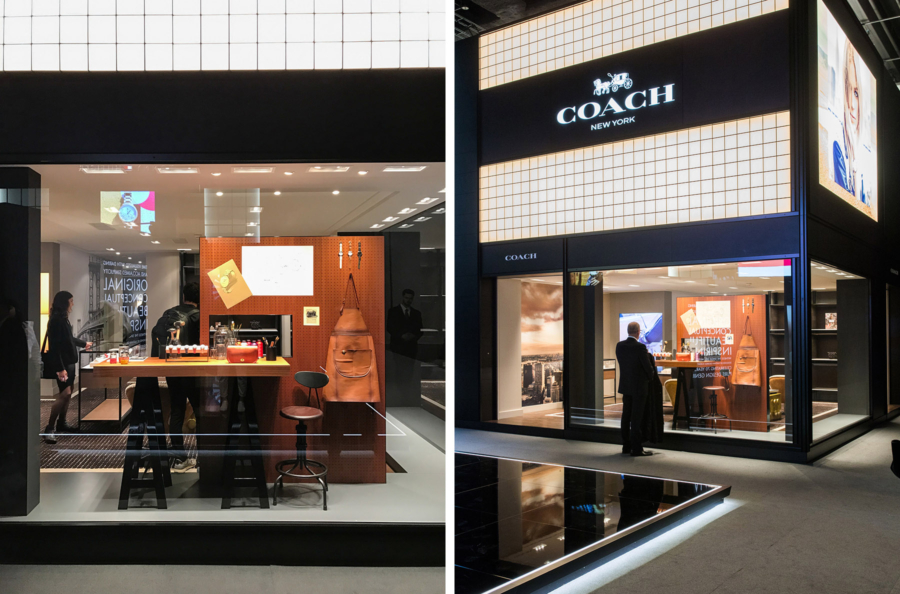 Coach Heritage Baselworld Booth - What should you expect from Baselworld: Coach Edition // NotJessFashion.com