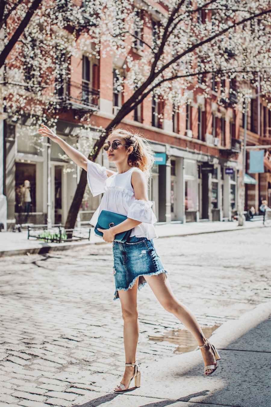 All The Frills - Instagram Outfits Round Up: Spring to Summer // NotJessFashion.com