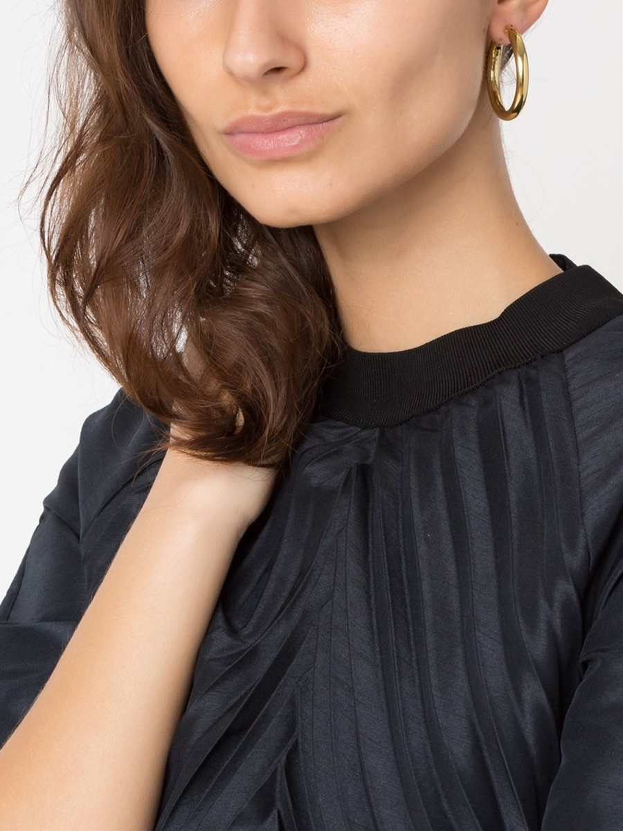 Hoop Earrings - 7 Fashionable Earrings You Never Knew You Needed // NotJessFashion.com