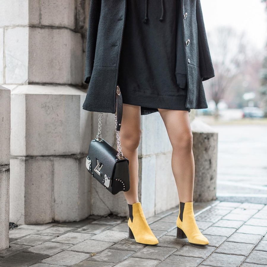 Colorful Ankle Boots - 6 Ankle Boots You Can Still Rock All Summer // NotJessFashion.com