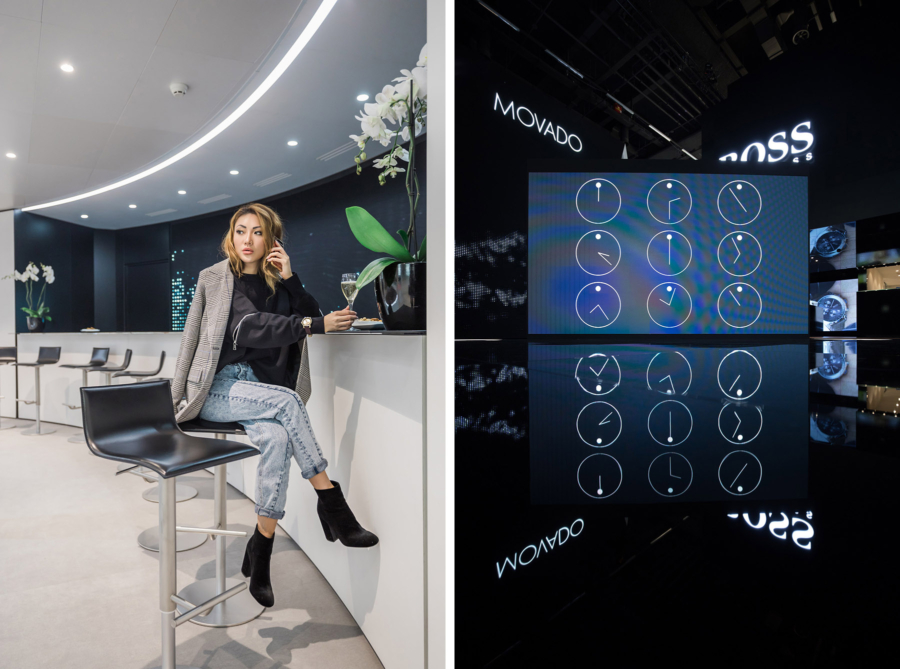 Baselworld Experience with Movado - Design Genius and the Dot that Changed the Face of Time, Movado // Notjessfashion.com