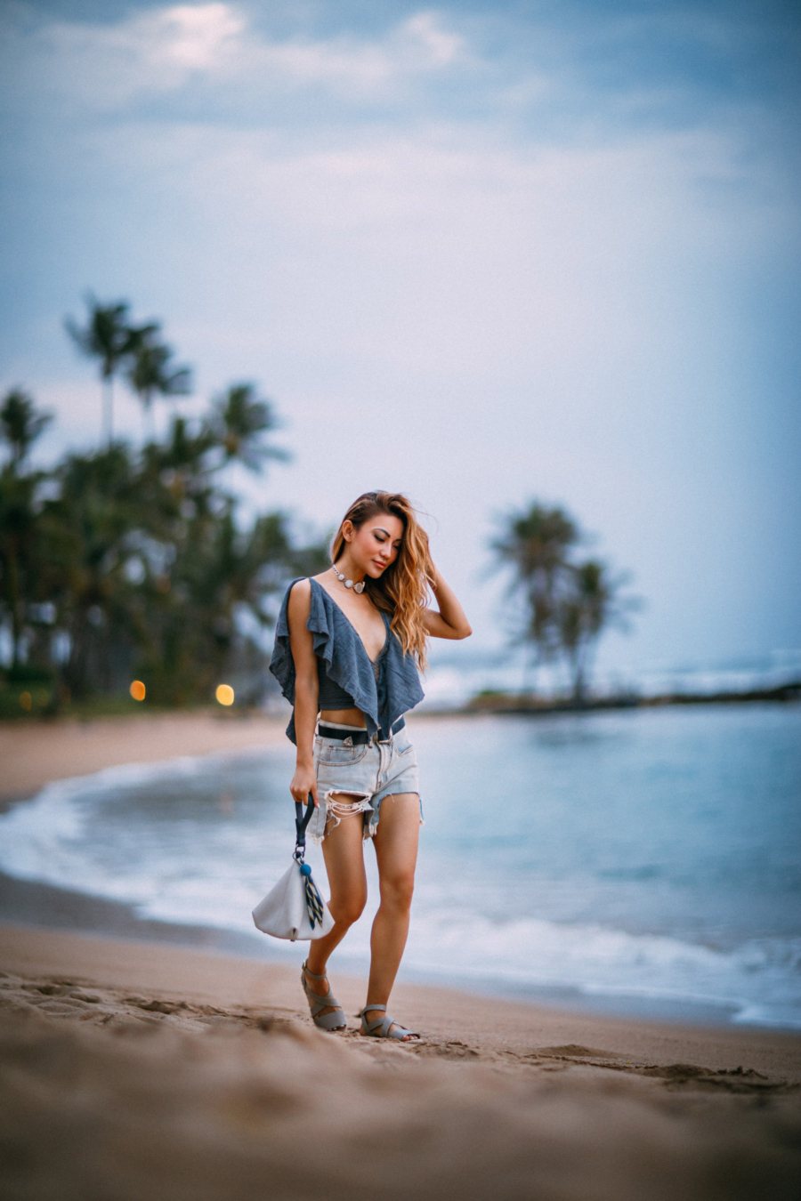 Dorado Beach Strolls - Discover Puerto Rico's Best Kept Secret // NotJessFashion.com