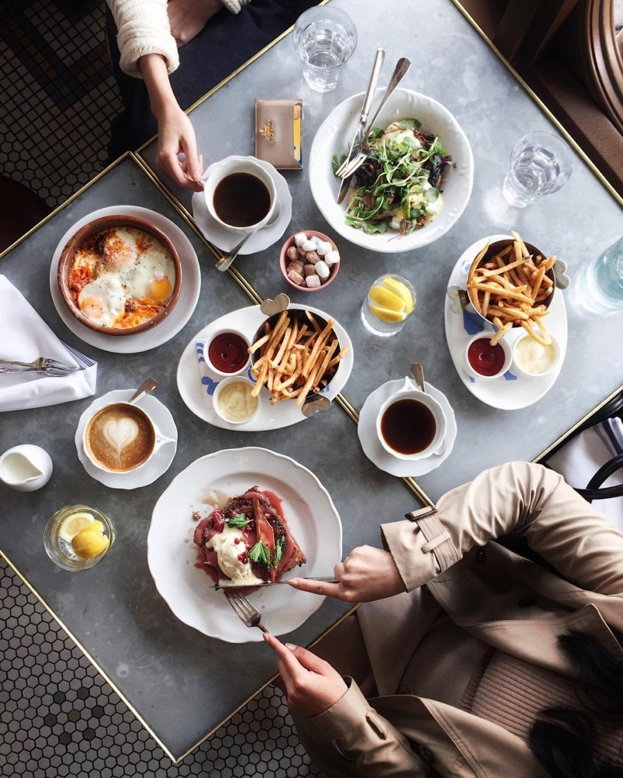 Sauvage Brunch - 13 Instagram Worthy Brunch Spots in New York // Notjessfashion.com