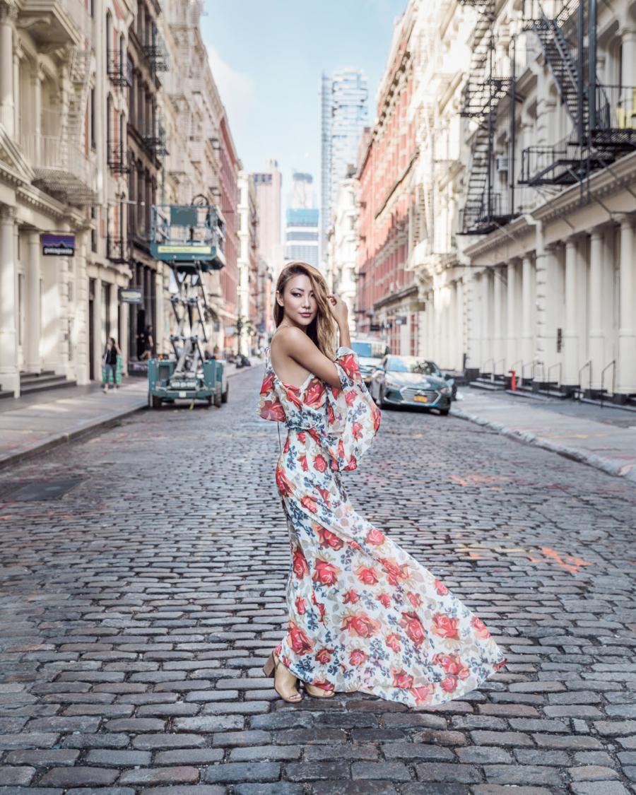 Maxi Dress - 10 Key Spring and Summer Wardrobe Essentials // NotJessFashion.com