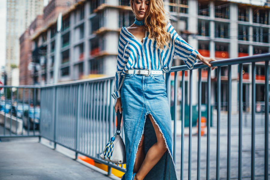 The Essential Guide to Pulling Off Summer Stripes ...