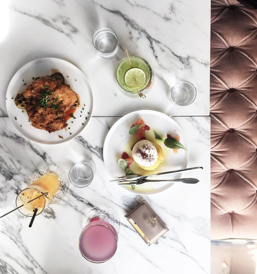 While We Were Young Brunch - 13 Instagram Worthy Brunch Spots in New York // Notjessfashion.com