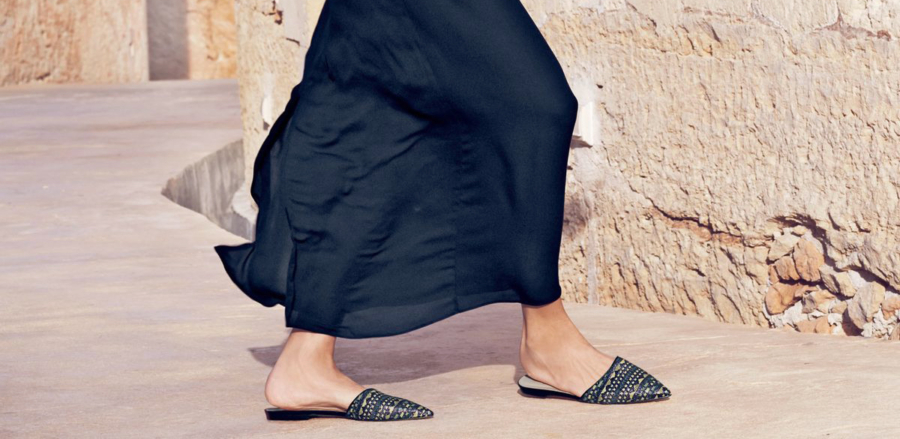 Woven Mules/Slides - Most Stylish Summer Sandals Under 100 // NotJessFashion.com