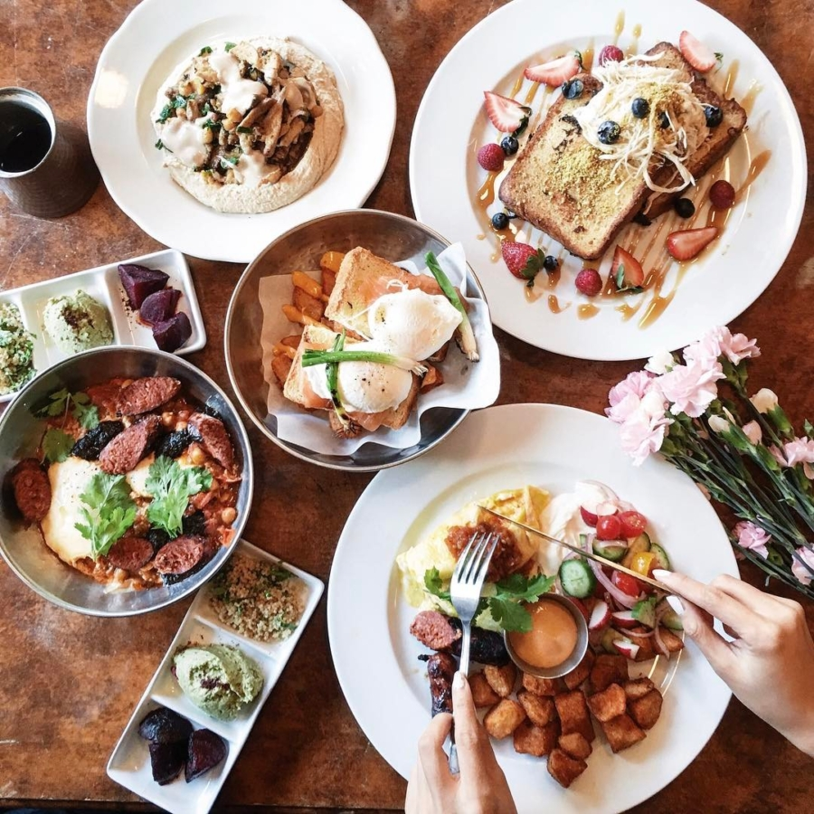 Zizi Limona Brunch - 13 Instagram Worthy Brunch Spots in New York // Notjessfashion.com