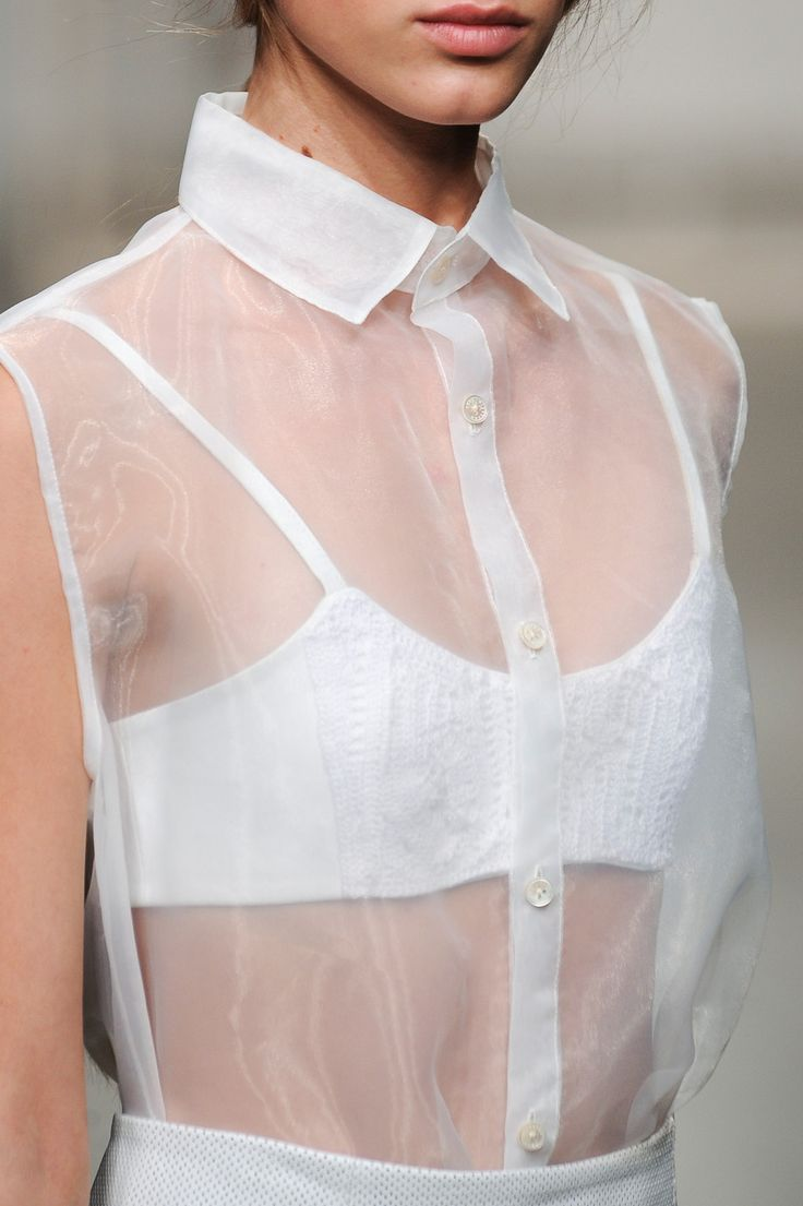 Sheer Top - Tackling Sheer Style Trends For Spring and Summer // Notjessfashion.com