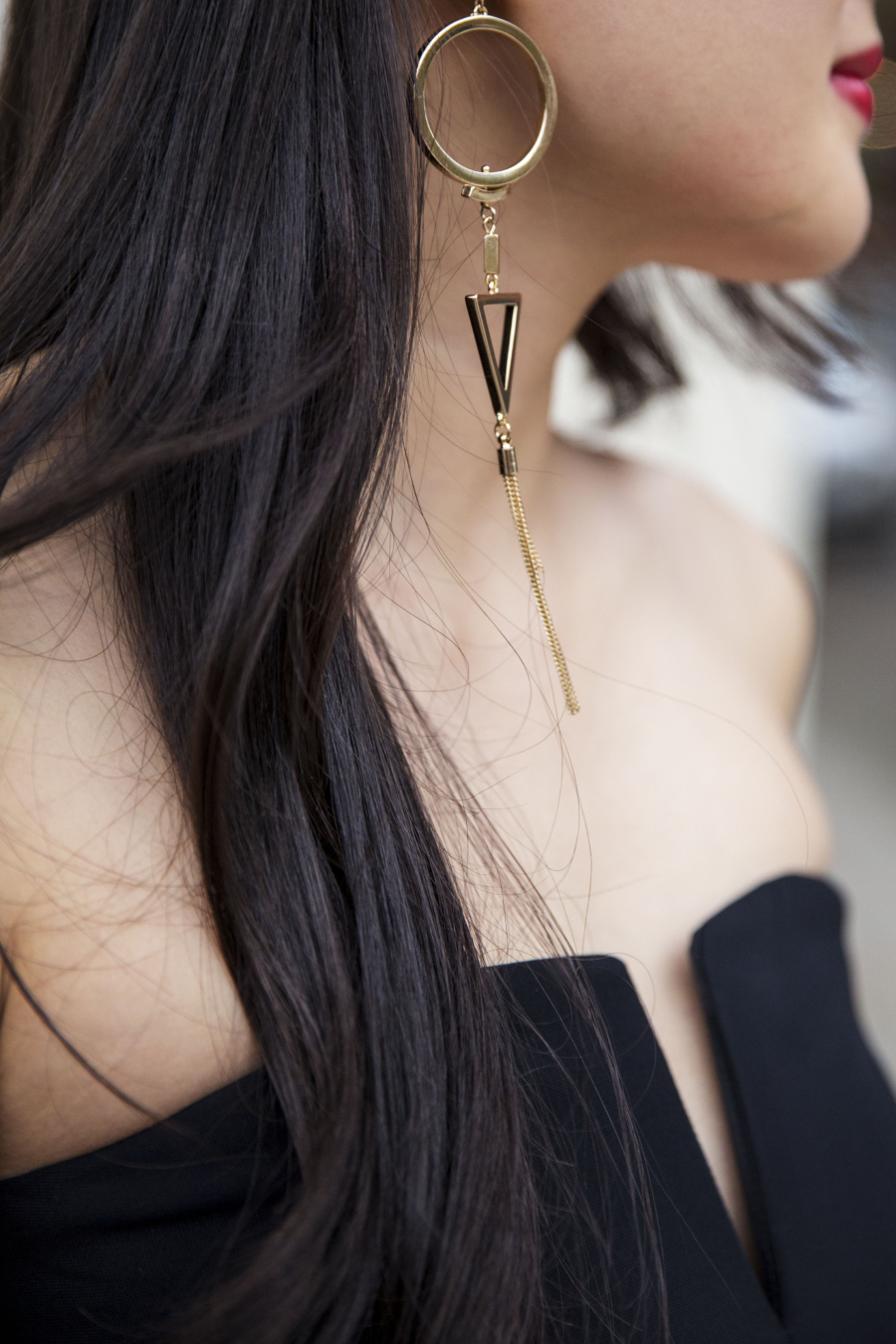 Geometric Earrings - 7 Fashionable Earrings You Never Knew You Needed // NotJessFashion.com