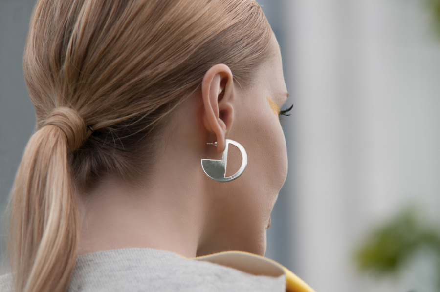 Sculptured Earrings - 7 Fashionable Earrings You Never Knew You Needed // NotJessFashion.com
