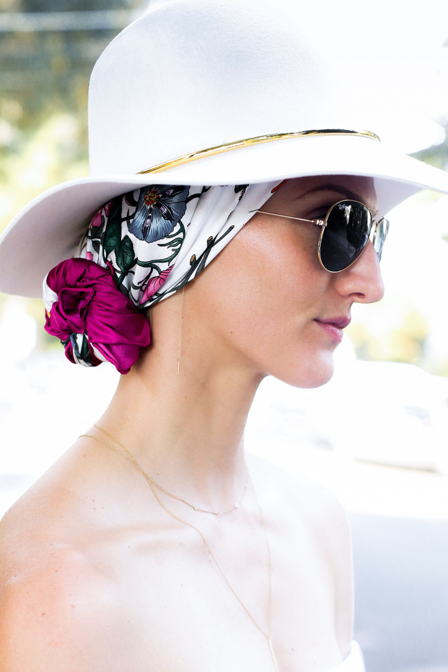Silk Scarf - The 7 Best Mother's Day Gifts for Every Type of Mom // NotJessFashion.com