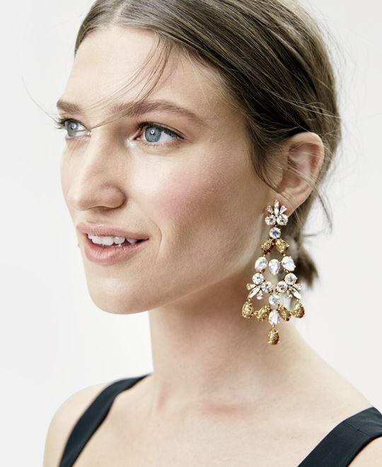 Vintage Chandelier Earrings - 7 Fashionable Earrings You Never Knew You Needed // NotJessFashion.com